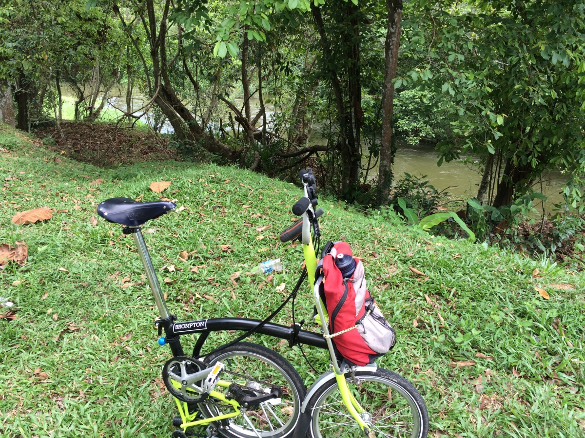 Day ride to Kuala Kubu Baru.