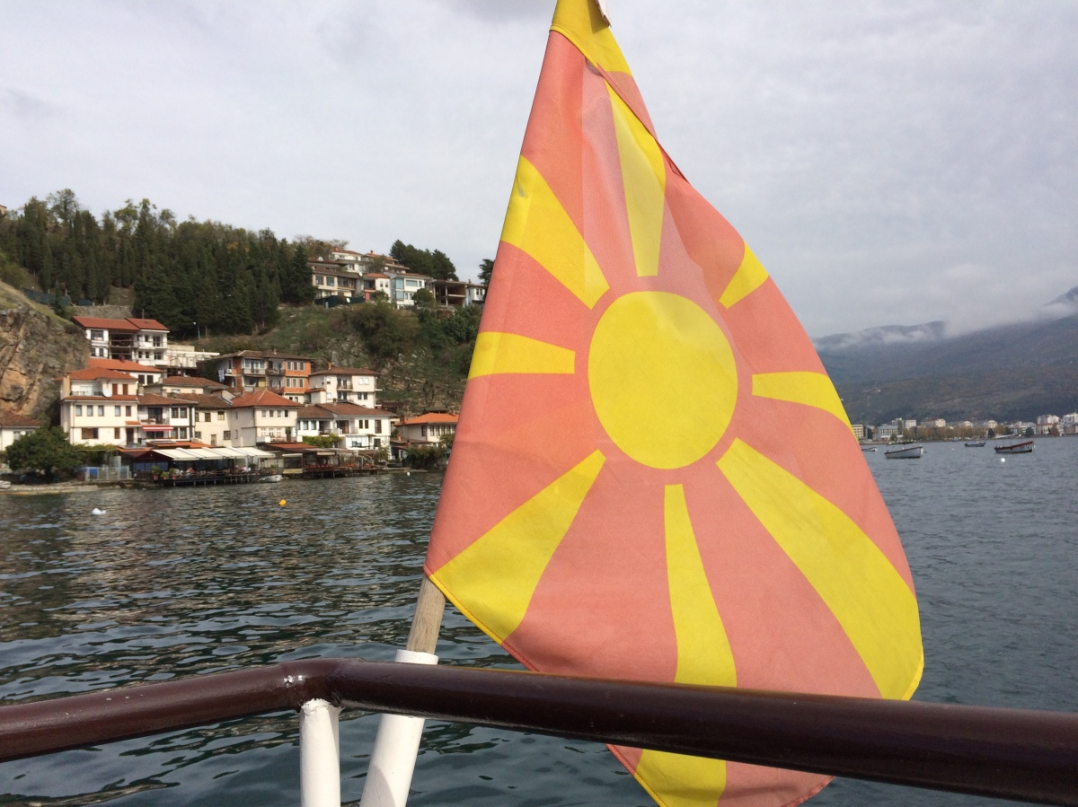Balkans 2016 – Day 27 : Ohrid, Macedonia