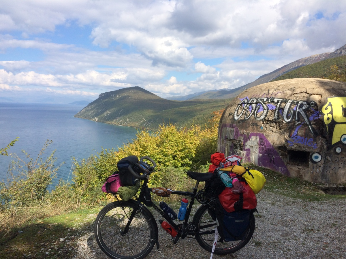 Balkans 2016 – Day 28 : Ohrid, Macedonia to Korce, Albania