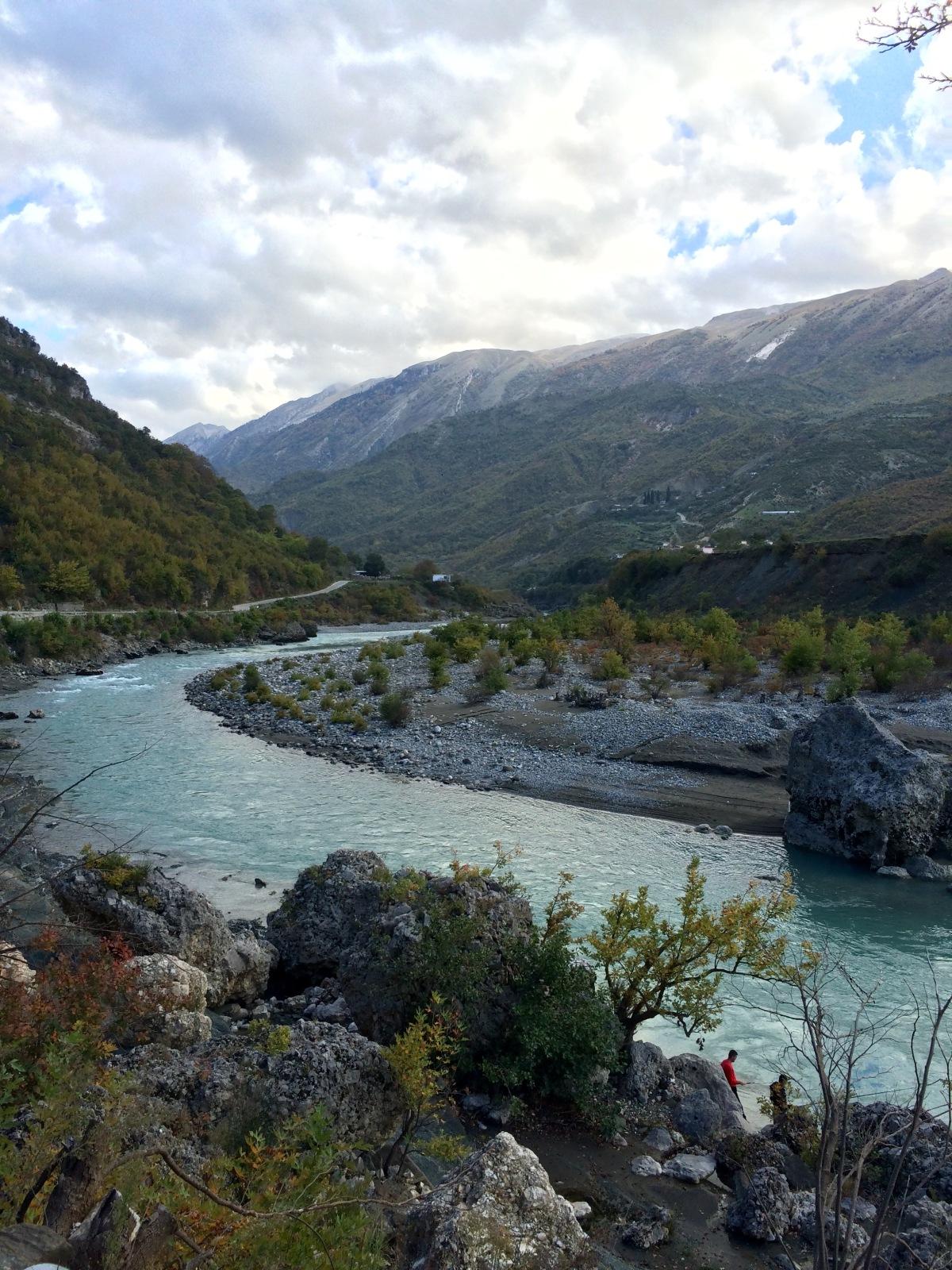 Balkans 2016 – Day 30 : Germenj to Permet,Albania