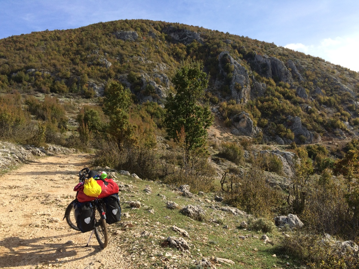 Balkans 2016 – Day 32 : Buz to Berat, Albania