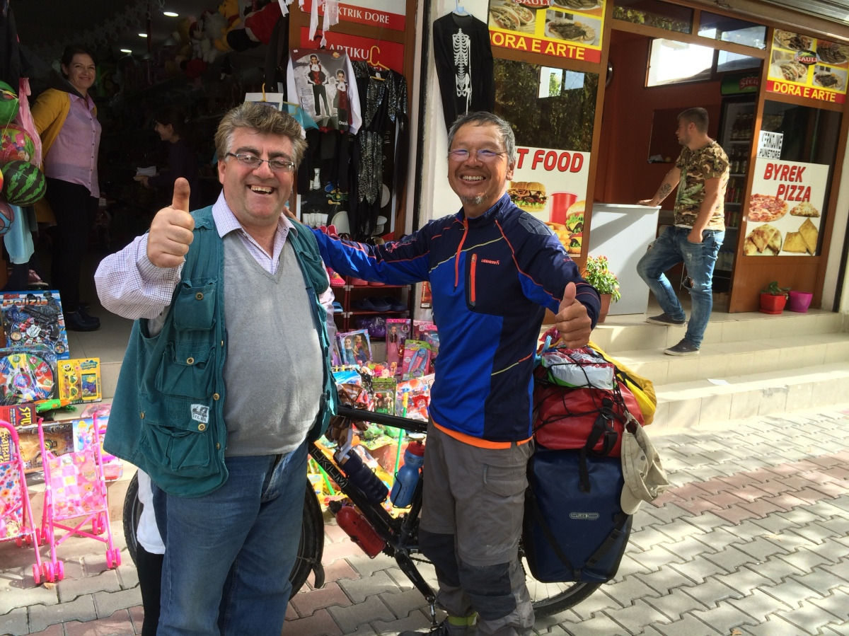 Balkans 2016 – Day 34 : Berat to Durres,Albania