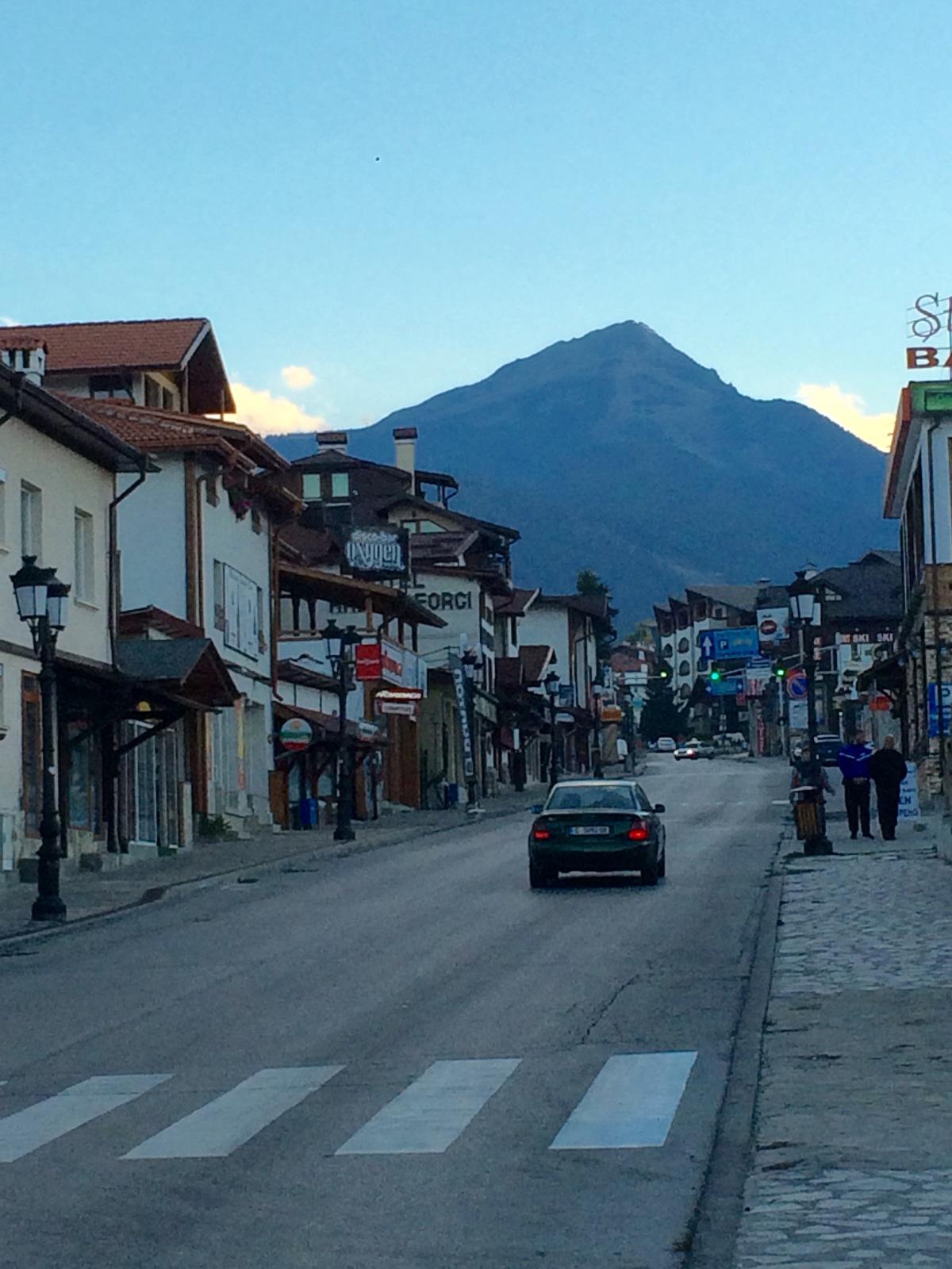 Balkans 2016 – Day 17 : Gotse Delchev to Bansko,Bulgaria