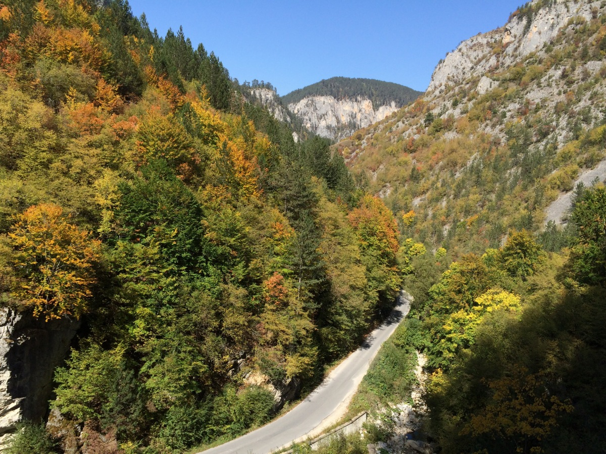 Balkans 2016 – Day 13: Chepelare to Yogida,Bulgaria