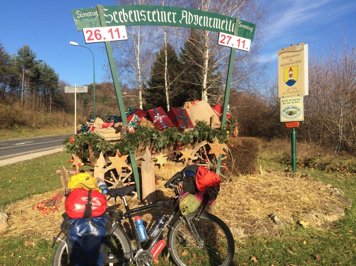 Balkans 2016 – Day 63 : Hartberg to Sollenau,Austria