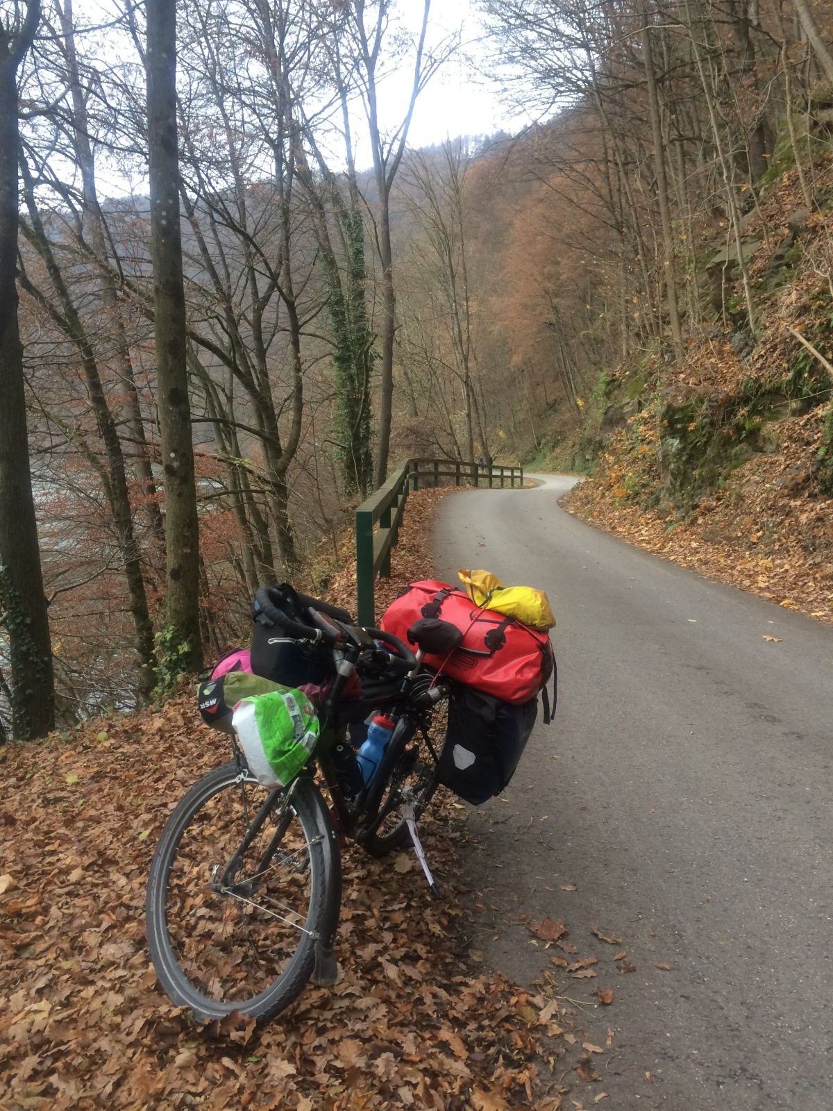 Balkans 2016 – Day 69 : Linz to Wissenufer, Austria