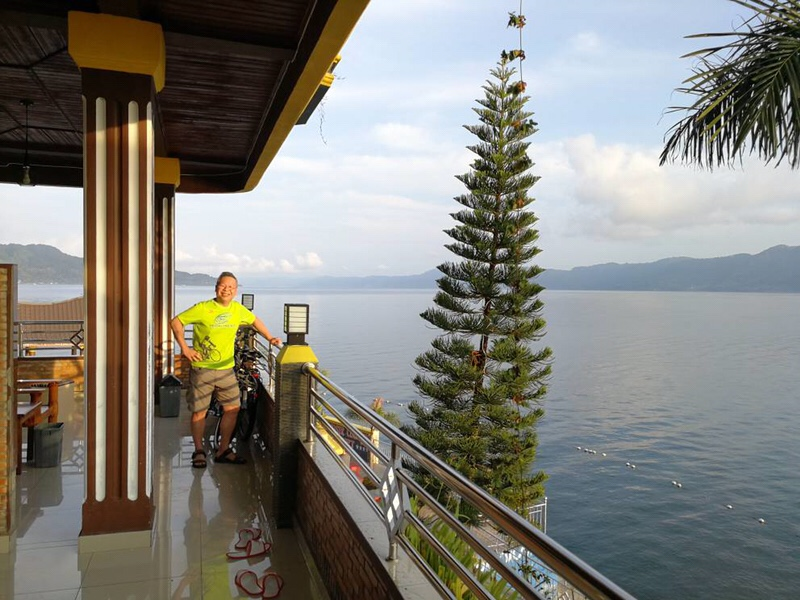 Day One Medan to Samosir Island, Lake Toba